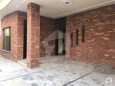 10 Marla Owner Built Double Unit Used House In Good Condition Available For Sale In Wapda Town Phase 1.