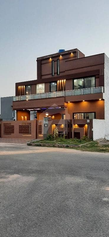 10 Marla Brand New House For Sale City Housing Gujranwala