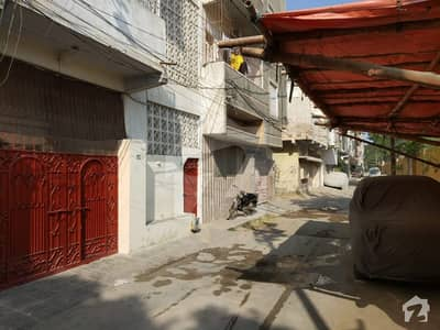 Urgent House For Sell 120 Yards Urgently Park Facing Block 15 F. B Area