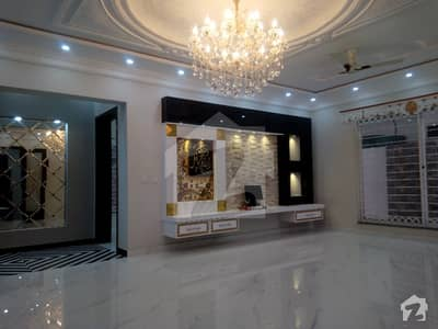 Elegant Modern 1 Kanal Brand New Bungalow Is Available For Sale In Wapda Town Phase 1