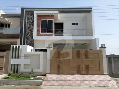 6 Marla Brand New Double Storey House With 4 Bedrooms For Sale