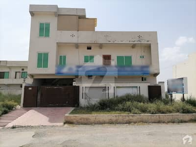 Double Storey House Is Available For Sale In I-14/3 Islamabad