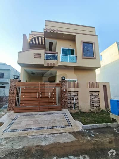 5 Marla Brand New House For Sale In Dc Colony Gujranwala