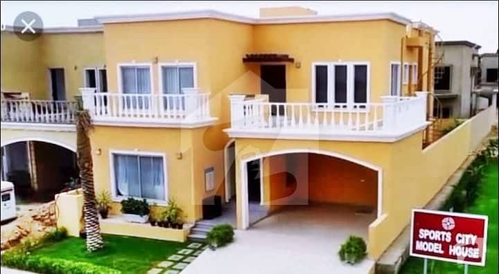 Ultra Modern Luxry Villa For Sale In Bahria Sports City
