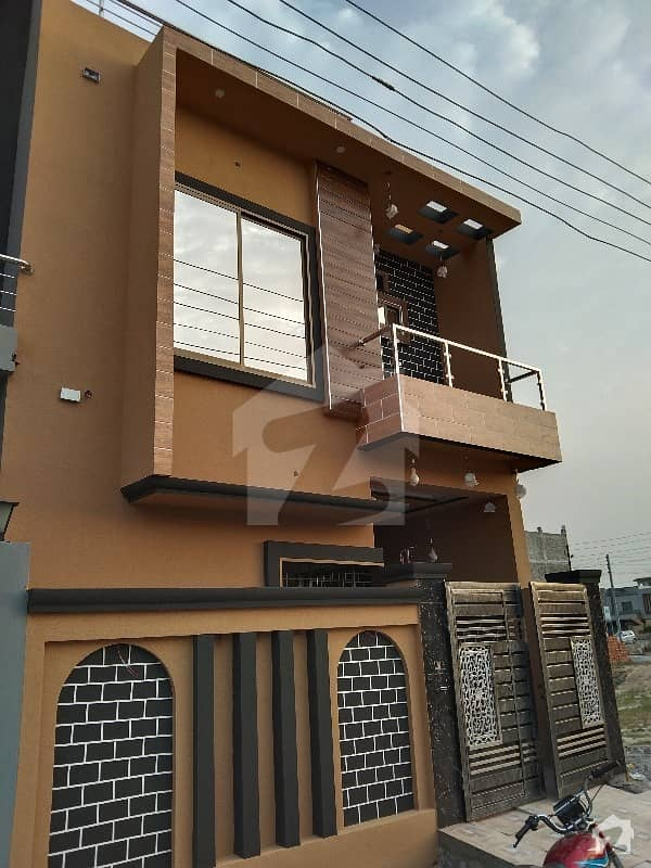 3marla 112 Sft  Double Storey House For Sale In Bismillah Housing Society