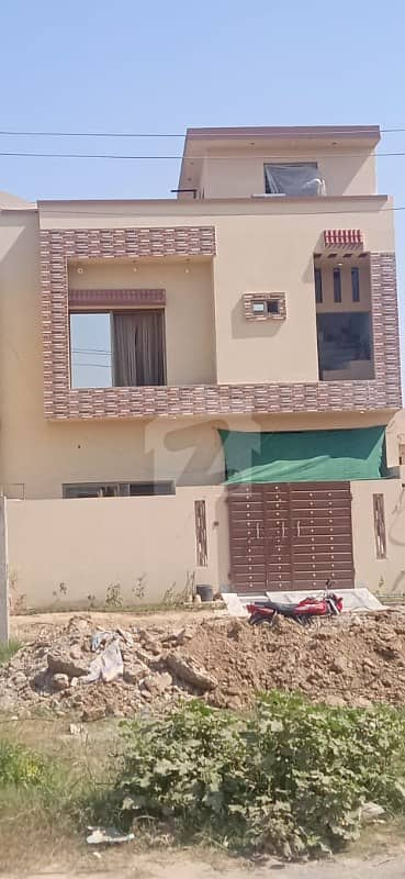 3 and half marla double story house for sale