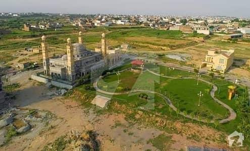 5 Marla Plot File Available For Sale In Luxurious Taj Residencia Society