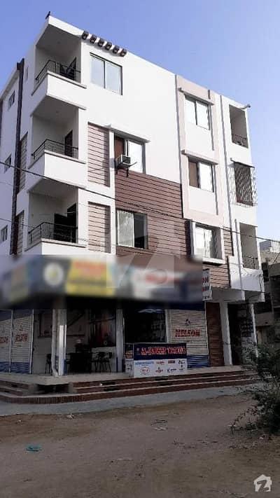 کورنگی - سیکٹر 31-جی کورنگی کراچی میں 2 کمروں کا 2 مرلہ فلیٹ 18 ہزار میں کرایہ پر دستیاب ہے۔