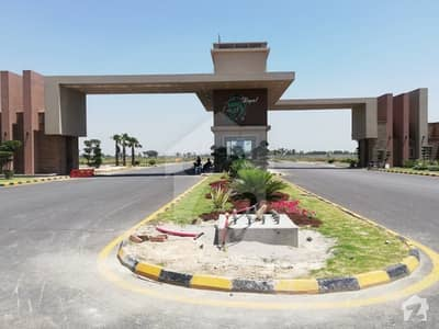 Residential Plot Of 5 Marla In Eminabad More For Sale