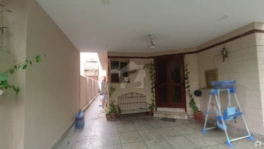 Urgent Sale 10 Marla Good Condition House 4 Bedrooms In Punjab Society