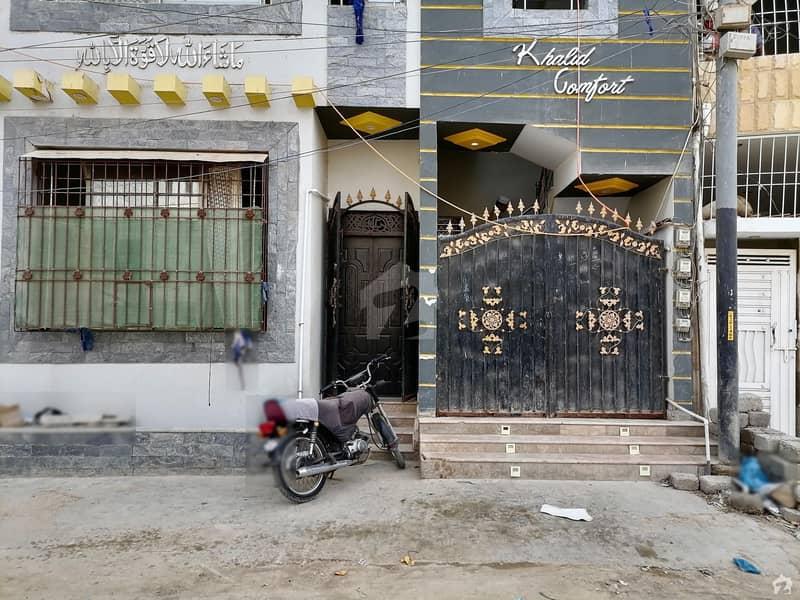کورنگی - سیکٹر 31-جی کورنگی کراچی میں 3 کمروں کا 3 مرلہ زیریں پورشن 45 لاکھ میں برائے فروخت۔