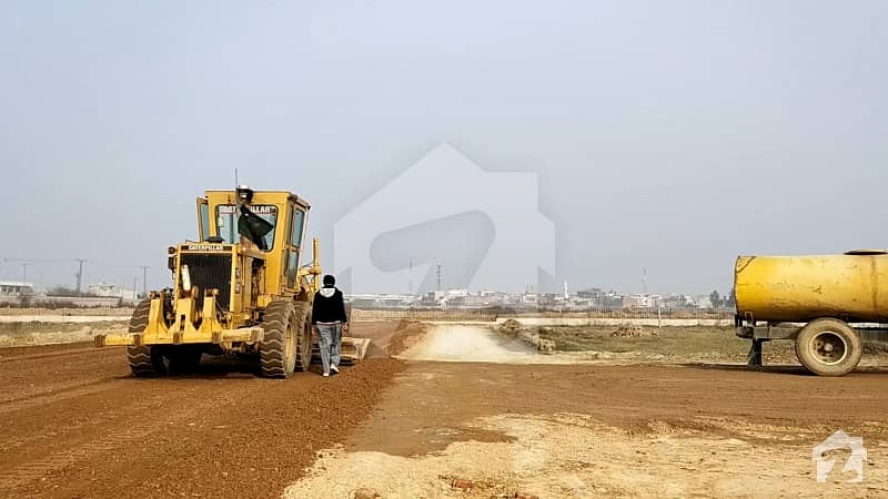 Rahber 11 Block Q 5 Marla Plot For Sale In Dha
