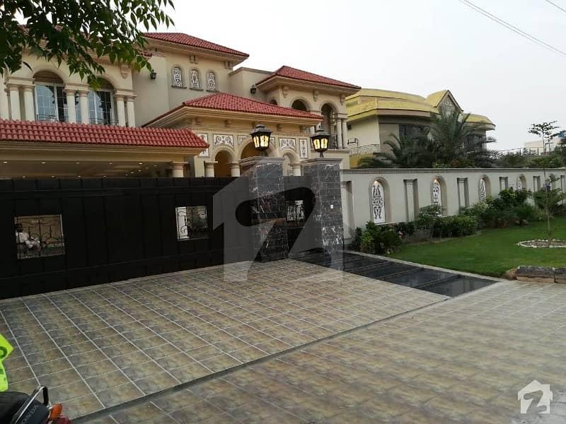 Sukh Chayn Garden Near Bahria Town 2-Kanal Spanish Bungalow for Sale