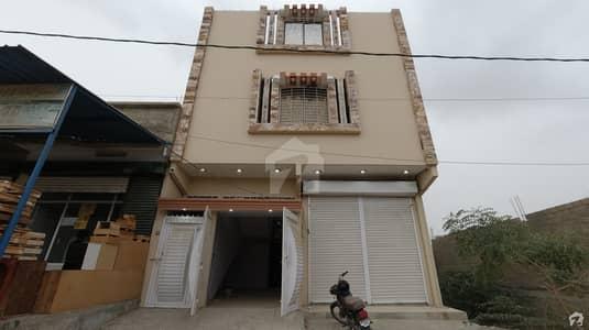 شاہ لطیف ٹاؤن بِن قاسم ٹاؤن کراچی میں 4 کمروں کا 5 مرلہ مکان 1.5 کروڑ میں برائے فروخت۔