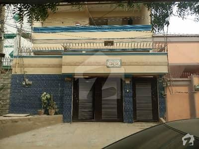 پی اینڈ ٹی ہاؤسنگ سوسائٹی کورنگی کراچی میں 6 کمروں کا 5 مرلہ مکان 1.85 کروڑ میں برائے فروخت۔