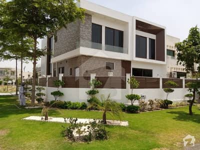 Defence 12 Marla Brand New Corner Faisal Design Bungalow For Sale Phase 6
