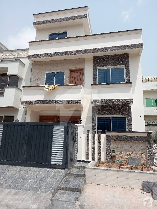 25 X40 Brand New House For Sale In G13 Islamabad