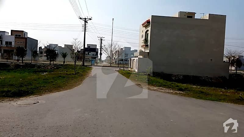 5 Marla Residential Plot Is Available For Sale In S Block Of Dha 11 Rahbar Phase 4