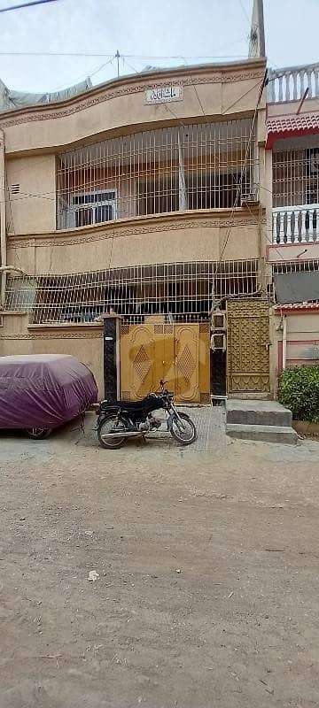 720  Square Feet House Ideally Situated In Anda Mor Road