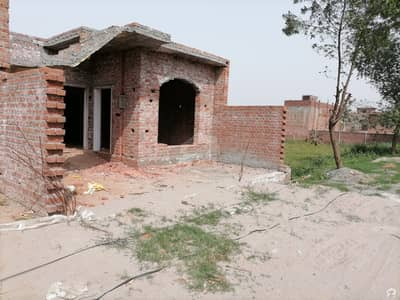 House Is Available For Sale In Husain Block