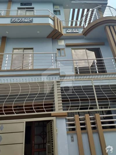 7.5 Marla Brand New House For Rent