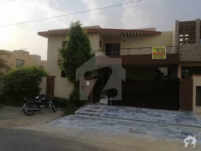 1 Kanal Bungalow In Sui Gas Society Near Dha Phase 5 Double Unit For Sale