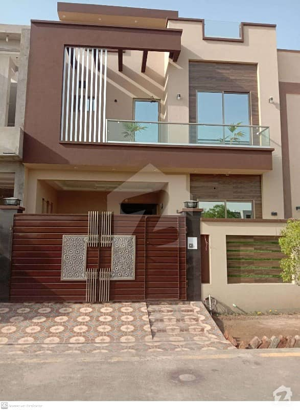 7 Marla Brand New House for Sale In sector M7 Block A Lake City