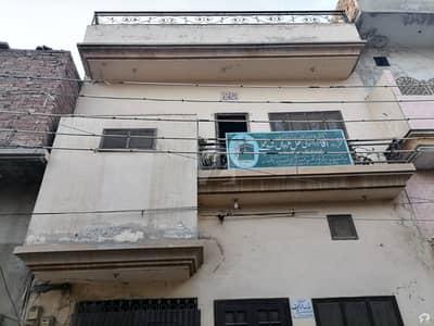 جوہر کالونی فیصل آباد میں 3 مرلہ مکان 38 لاکھ میں برائے فروخت۔