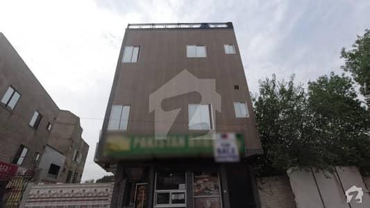 پنجاب کوآپریٹو ہاؤسنگ سوسائٹی لاہور میں 3 مرلہ عمارت 2.5 کروڑ میں برائے فروخت۔