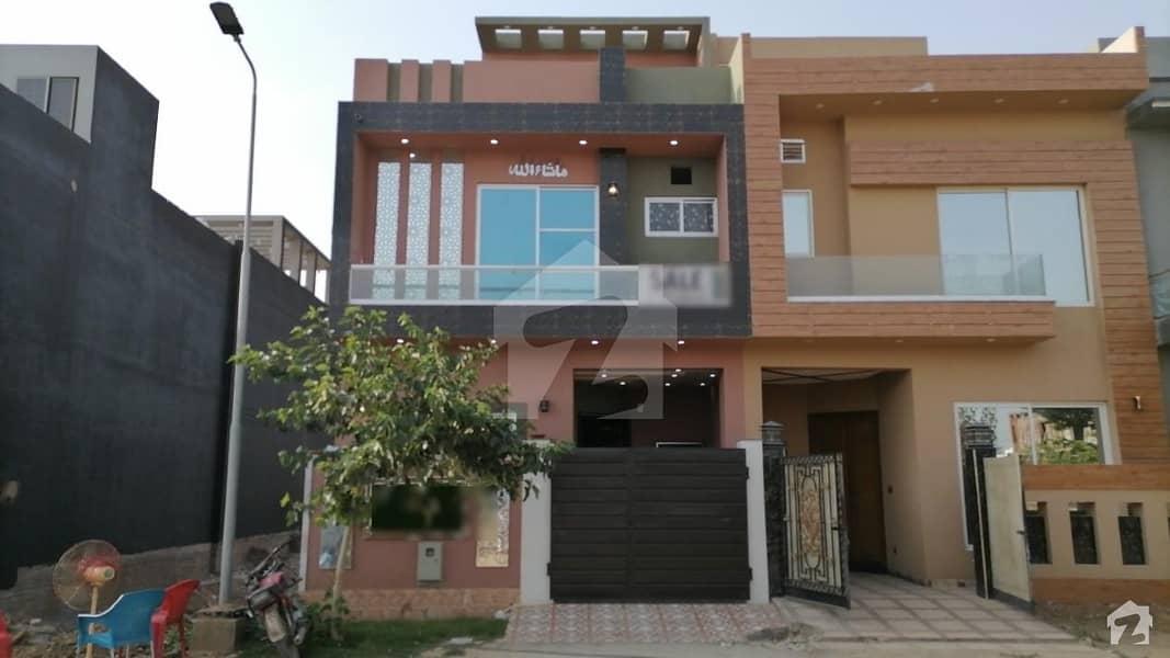 3 Marla House Double Storey House For Sale Al Kabir Town Phase 2 Block B