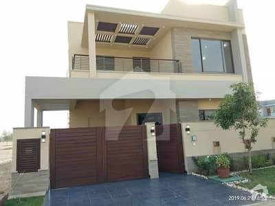 250 Square Yard Ready Villa For Sale In Precinct 8 Bahria Town Karachi