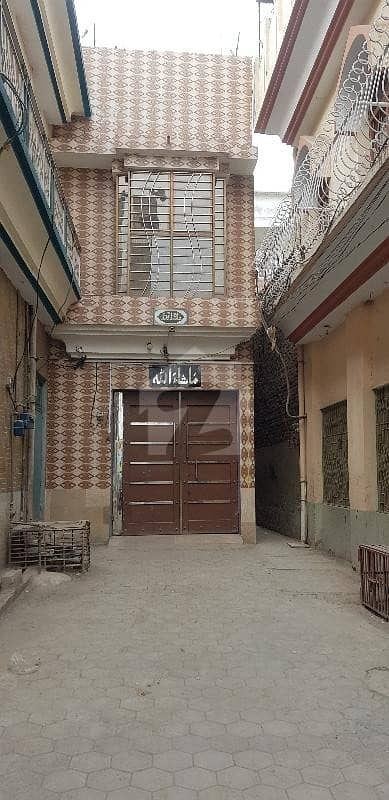 1350  Square Feet House Is Available In Faqeerabad Road