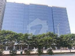 One Of The Best Ground Floor Office For Sale In Jinnah Avenue  Bahria Town Karachi