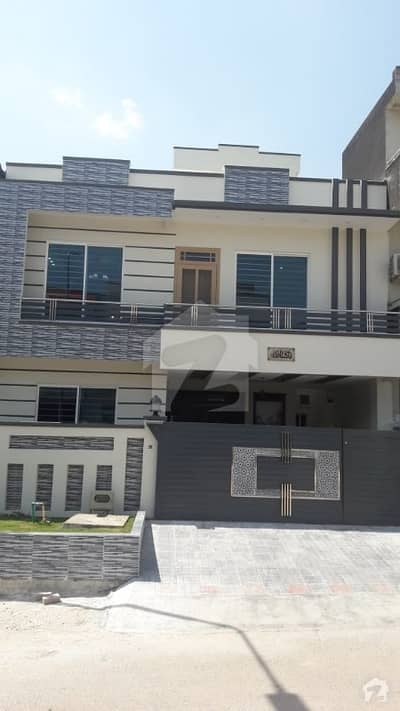 G 13 Brand New 30x60 South Face Very Prestigious Location In The Heart Of G 13 Very Latest Design Seeing Is Believing