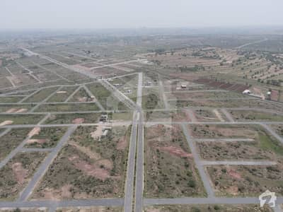6 Marla Plot Available For Sale In C-18 A Block