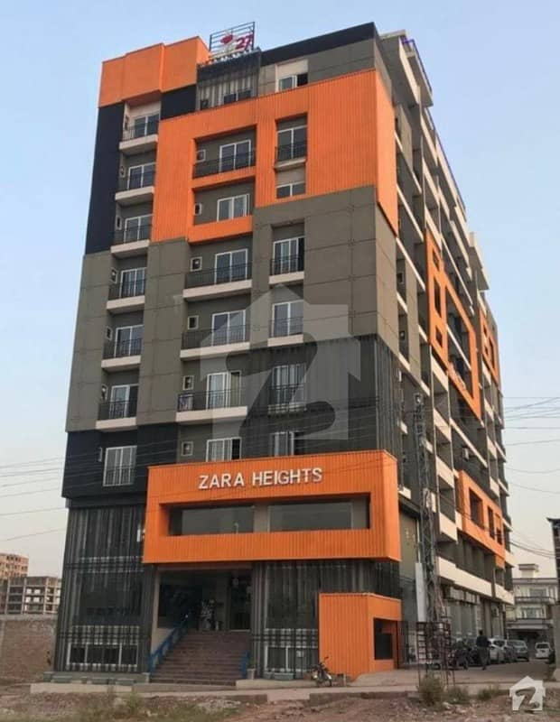 2 Bed Luxury Flat Available For Sale In Zara Heights H13 Islamabad