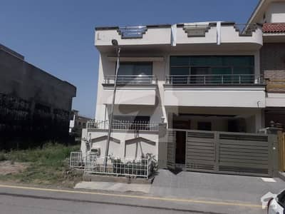A Stunning House Is Up For Grabs In F-17 Islamabad
