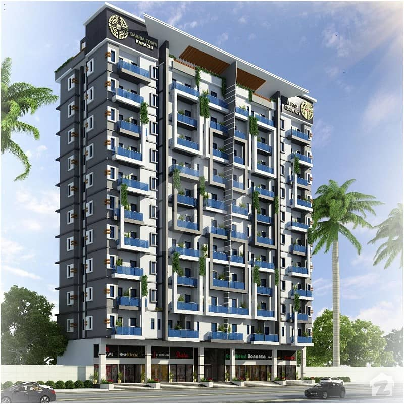 Book Your Luxury 2 Bed , 3 Bed & 4 Bed Apartment In Bahria Town Karachi.