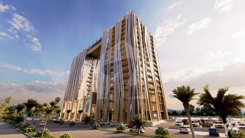 High End One Bedroom Apartment Available In Aj Towers