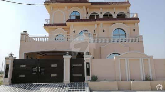 1 Kanal Triple Storey House For Sale In Lda Avenue Block F