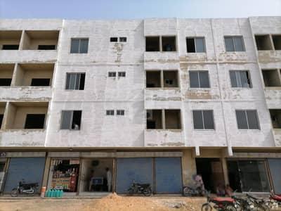 سُرجانی ٹاؤن - سیکٹر 7سی سُرجانی ٹاؤن گداپ ٹاؤن کراچی میں 2 کمروں کا 4 مرلہ فلیٹ 36 لاکھ میں برائے فروخت۔