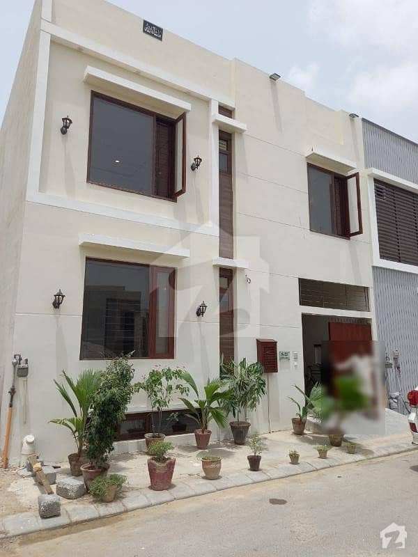 Brand New 100 Square Yards Owner Built House For Sale