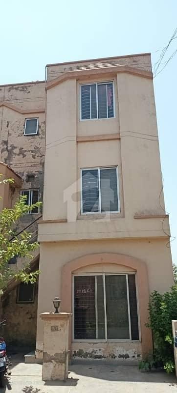 ایڈن ویلیو ہومز ایڈن لاہور میں 2 کمروں کا 3 مرلہ فلیٹ 32 لاکھ میں برائے فروخت۔