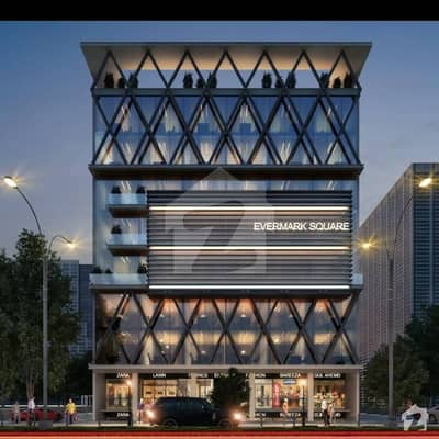 Shop Available For Sale In Top City 1 Kashmir Highway Facing