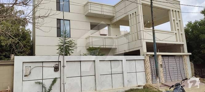 New Bungalow Prime Location Ahsanabad Kda Scheme 33 Before Gulshan E Maymar