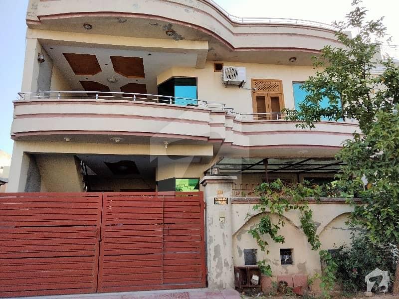 نیشنل پولیس فاؤنڈیشن او ۔ 9 اسلام آباد میں 6 کمروں کا 10 مرلہ مکان 1.9 کروڑ میں برائے فروخت۔