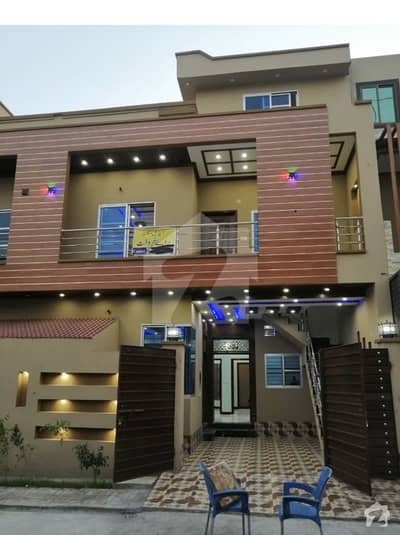 A Block 5 Marla Brand New House For Sale