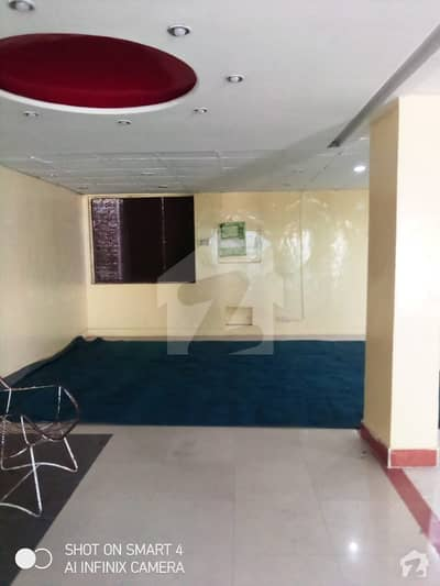 1 Kanal Independent Ground Floor Portion For Corporate Office Gulberg