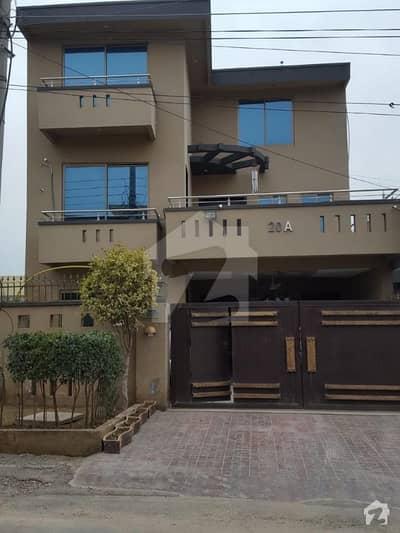 Three Storey House Available