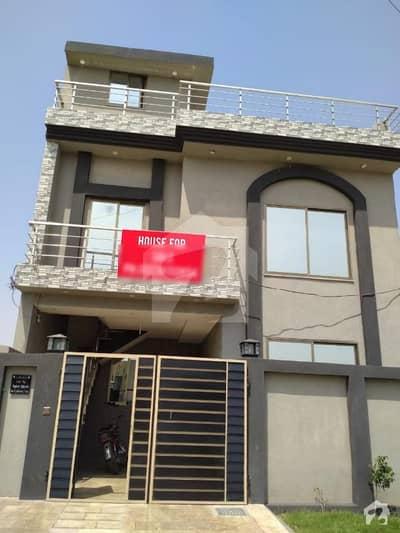 بسم اللہ ہاؤسنگ سکیم ۔ اقبال بلاک بسم اللہ ہاؤسنگ سکیم لاہور میں 5 کمروں کا 5 مرلہ مکان 1.05 کروڑ میں برائے فروخت۔